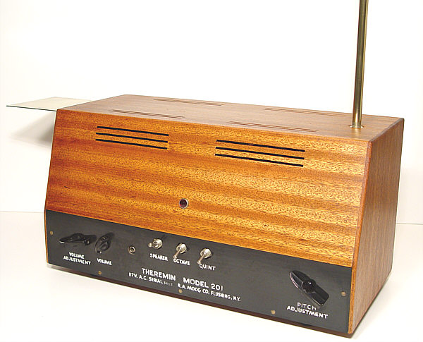 Moog 201 Original Theremin